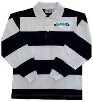 Mens Full Sleeves Polo T-Shirt 01