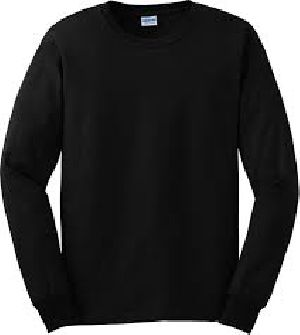Mens Full Sleeves Round Neck T-Shirts