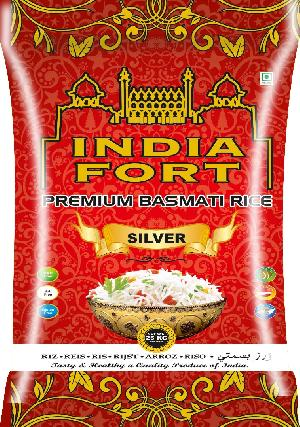 1121 Silver Steam Premium Basmati Rice
