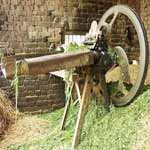 Chaff-Cutting Machine