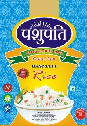 Sortex Clean Basmati Rice