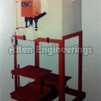 Semi Automatic Tin Filling Machine