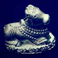 Mercury Shivling with Nandi