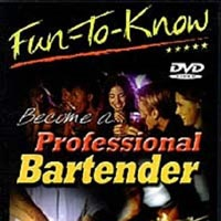Bartending Training DVD