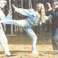 Chinese Kickboxing DVD 01