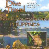 Dive Travel Philippines Guide DVD