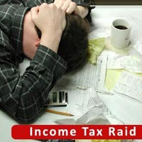 Income Tax Raid Case Consultant