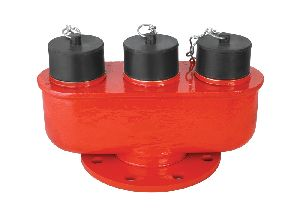 Three Way Fire Hydrant Valve