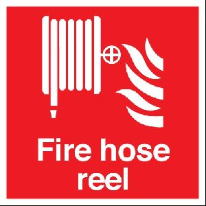Fire Hose Reel Signage