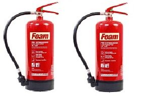 Foam Portable Fire Extinguisher