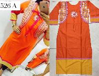 Ladies Cotton Kurti (526A)