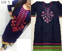 Ladies Cotton Kurti (531A)