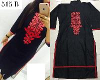 Ladies Cotton Kurti (515B)