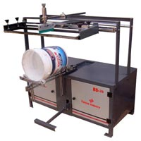 Round Screen Printing Machine (Manual 20 For Buckets)