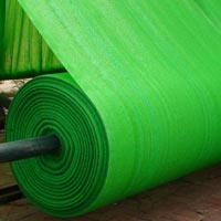 Green Scaffolding Construction Net
