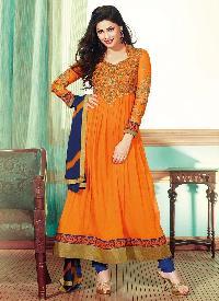 Chiffon Anarkali Suits