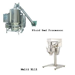 Fluid Bed Processor & Multi Mill
