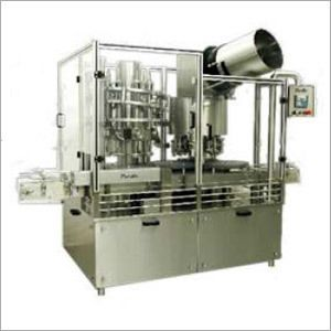 Rotary Volumetric Filling Sealing Machine