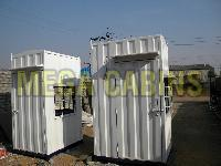 Portable Toll Booth Cabin 02