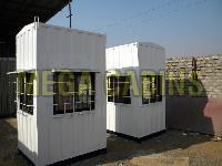 Portable Toll Booth Cabin 03