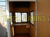 Portable Toll Booth Cabin 04