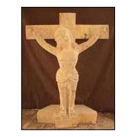 Sandstone Lord Jesus Statue