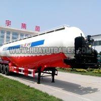 3 Axle Bulk Cement Transport Semi Trailer (50CBM)