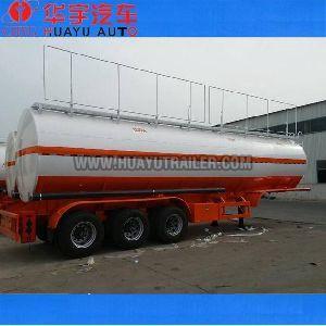 3axle oil tank semi trailer