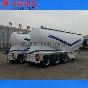 40cbm bulk cement semi trailer