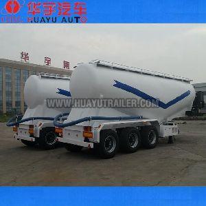 40cbm bulk cement semi trailer