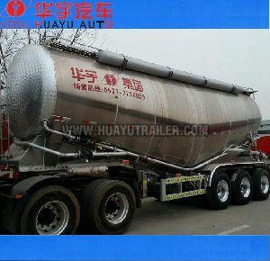 aluminium alloy powder semi trailer