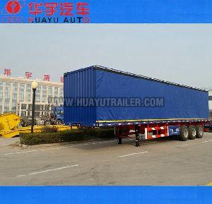 curtain Semi Trailer
