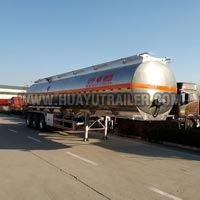 Oil Tank Semi Trailer (13Ton)