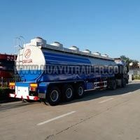 Semi Fuel Tank Trailer