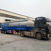 Semi Oil Tank Trailer
