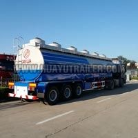 Three Axle Oil Tank Trailer (50T)
