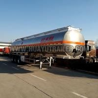 Three Axle Oil Tank Trailer (60T)