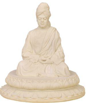 Swami Vivekananda Statue-Marble