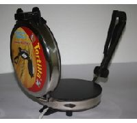 stainless steel chapati press