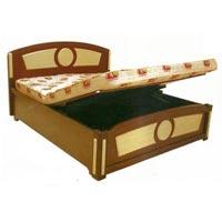 Wooden Bed (B.B. - 1088 SBPFCP)