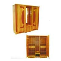 Wooden Wardrobe (CB - 1070 MG)