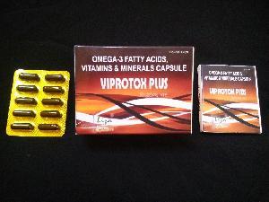 Viprotox Plus Cap.