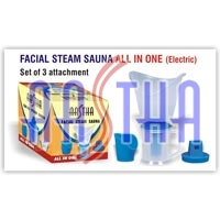 Facial Steam Sauna-All in One (Electric)