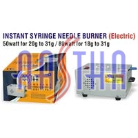 Instant Electric Syringe Needle Burner (Metal Body)