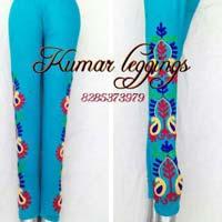 Embroidered Legging 01