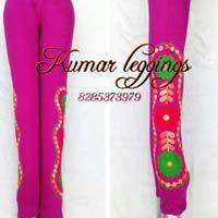 Embroidered Legging 04