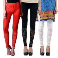 Half Net Legging 02