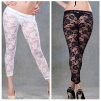 Half Net Legging 06