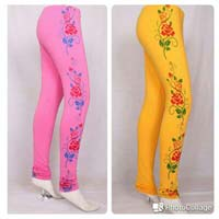 Side Printed Legging 01