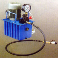 Electric Operated Pumps